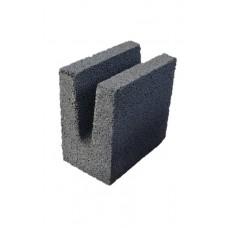 Leca Finblokk 15 cm U-blokk