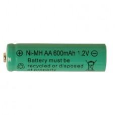 Oppladbart batteri AA 1,2V Ni-MH