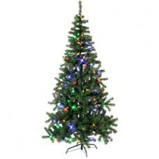 Juletre Alaska 210 cm, 152 stk LED (IP44 for bruk inne og ute)