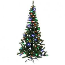 Juletre Alaska 180 cm, 112 stk LED (IP44 for bruk inne og ute)