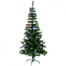 Juletre Alaska 150 cm, 72 stk LED (IP44 for bruk inne og ute)