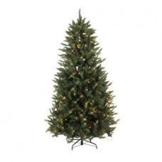 Juletre Calgary 210 cm, 450 stk LED (IP44 for bruk inne og ute)
