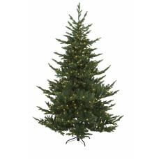 Juletre Brekstad 210 cm, 460 stk LED (IP44 for bruk inne og ute)